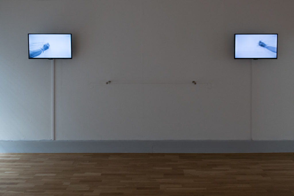 video installation, contemporary art, boryana petkova, museum, exhibition