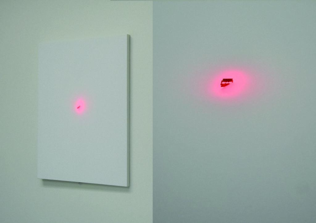 interaction, peinture, art contemporain, light, boryana petkova, exhibition, structura gallery